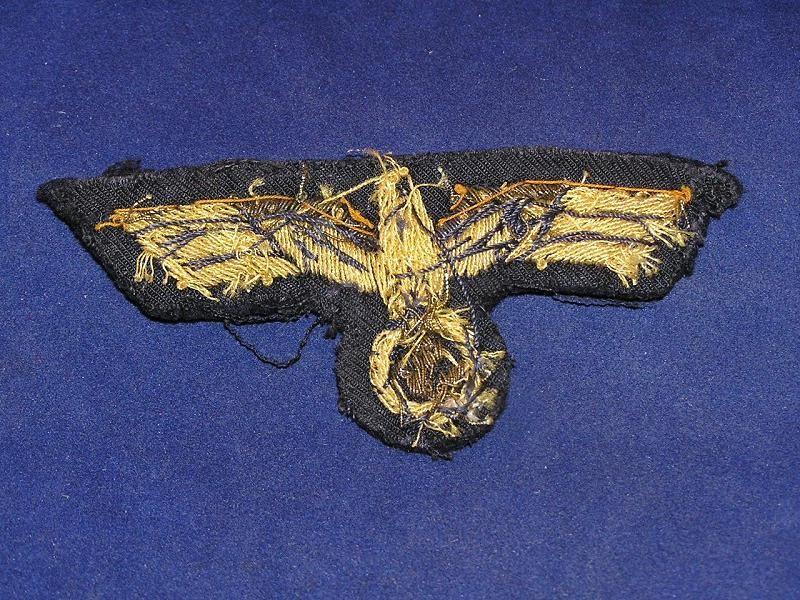 breast wings World war i